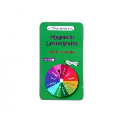 JUEGO MAGNETICO LETTERGORIES