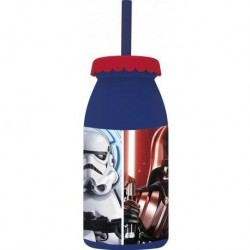 BOTELLA STAR WARS PLASTICO...