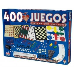 JUEGO 400 JUEGOS REUNIDOS...