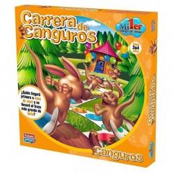 JUEGO CARRERA DE CANGUROS...