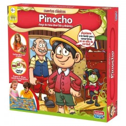 JUEGO PINOCHO FALOMIR