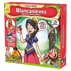 JUEGO BLANCANIEVES FALOMIR