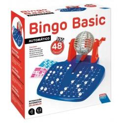 JUEGO BINGO BASIC FALOMIR