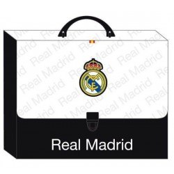 MALETIN CARTON REAL MADRID...