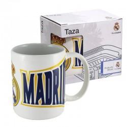 TAZA CERAMICA REAL MADRID...