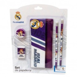 SET PAPELERIA REAL MADRID...