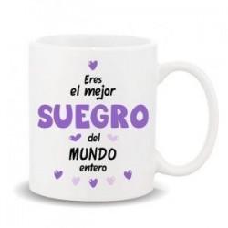 TAZA CERAMICA ERES EL MEJOR...